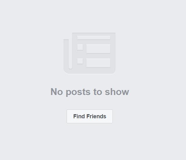 nu merge facebook postari