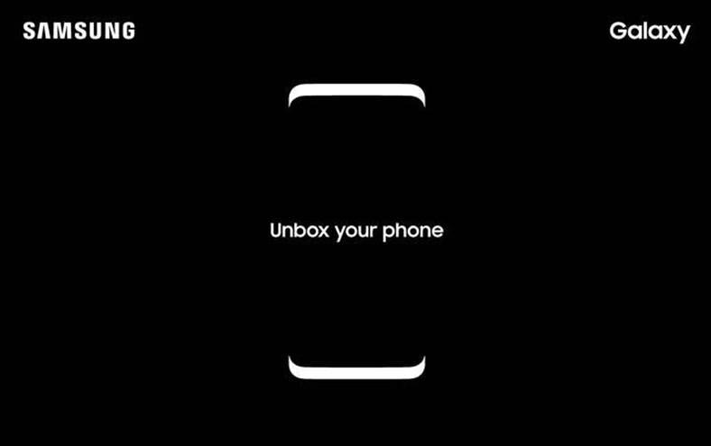 samsung galaxy s8 teaser video