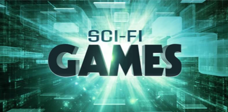 sci-fi games aplicatii