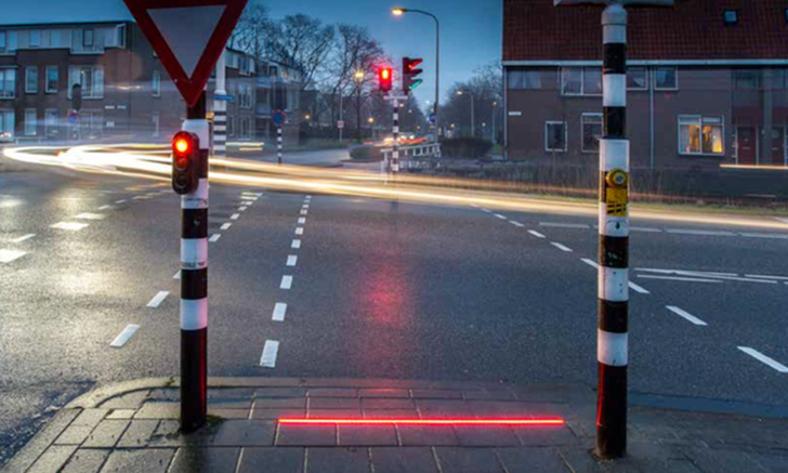 semafoare pietoni oras