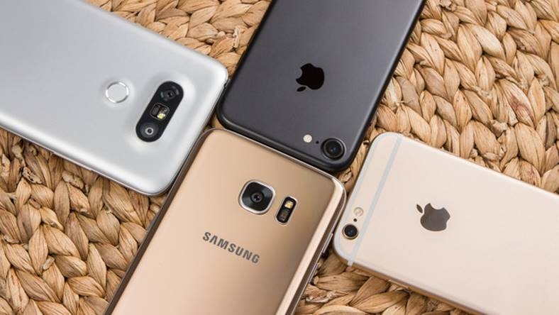top 10 smartphone performante ianuarie 2017