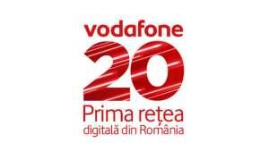 vodafone record trafic internet romania