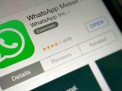 whatsapp update iphone