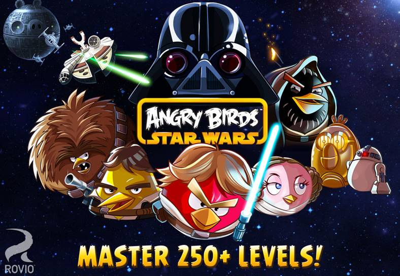 Angry Birds Star Wars gratuit iphone