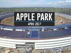 Apple park aprilie 2017