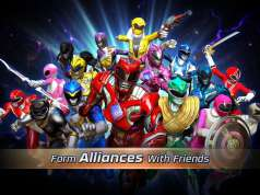 Power Rangers Legacy Wars iphone ipad