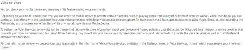 Samsung Galaxy S8 bixby confirmat