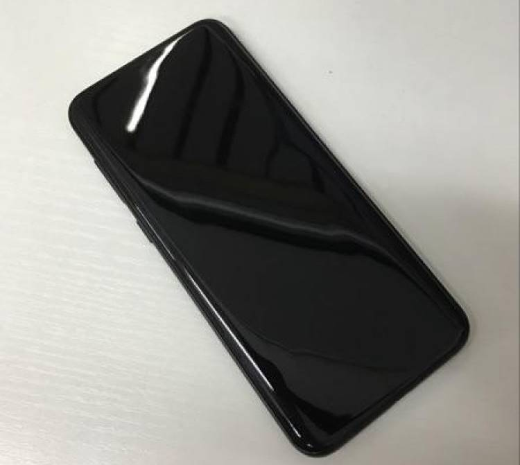Samsung Galaxy S8 jet black