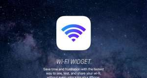 Wi-Fi Widget iphone promotie