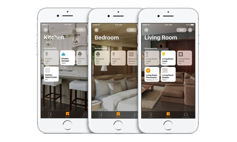 apple case inteligente iphone homekit