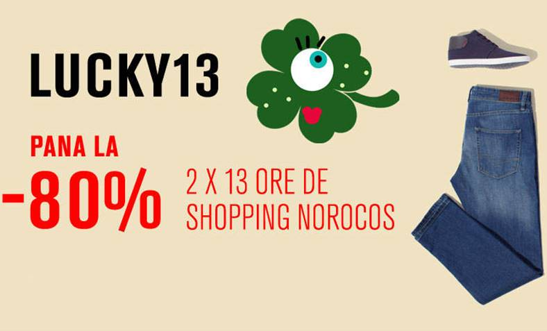 fashion days reduceri haine lucky 13