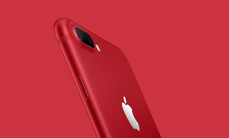 iPhone 7 rosu red special edition