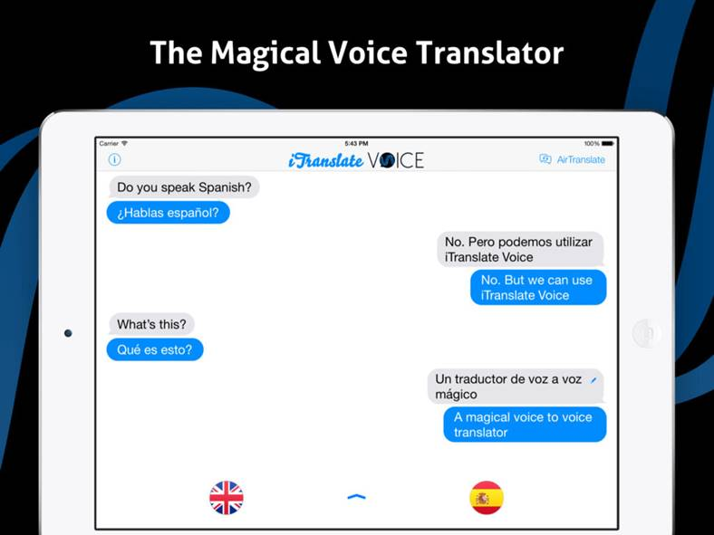 iTranslate Voice oferta iphone reducere