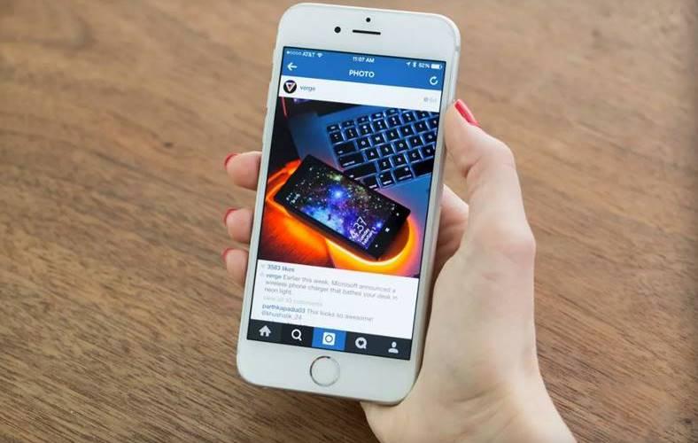 instagram actualizare iphone ios