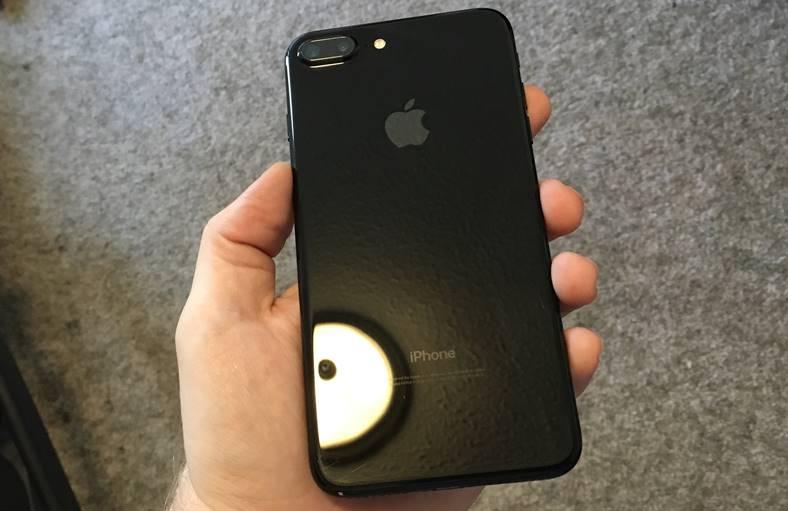 iphone 7 plus jet black clona