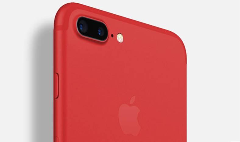 iphone 7 rosu lansare