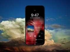 iphone 8 concept dark mode ios 11
