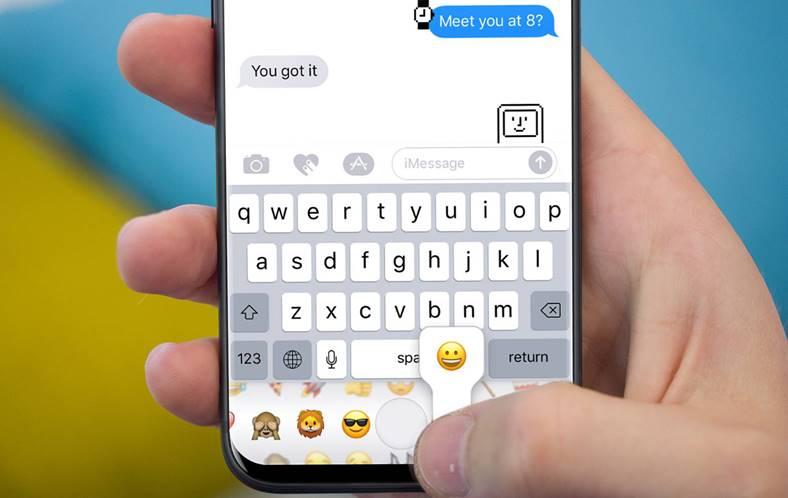 iphone 8 ecran oled curbat