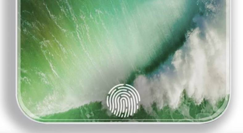 iphone 8 touch id ultrasonic