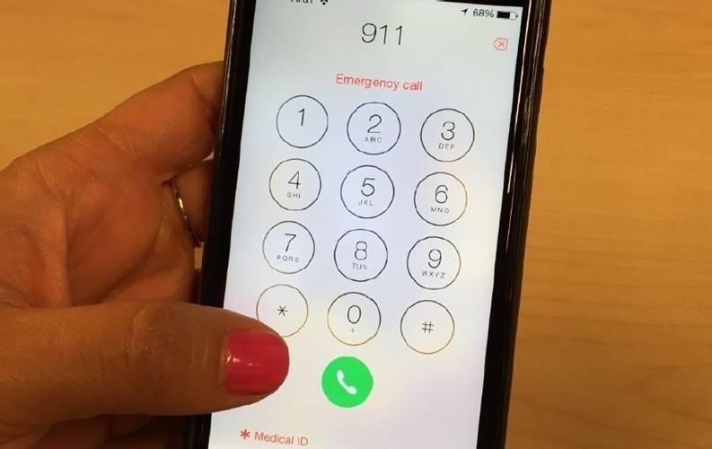 iphone atac 911 sua