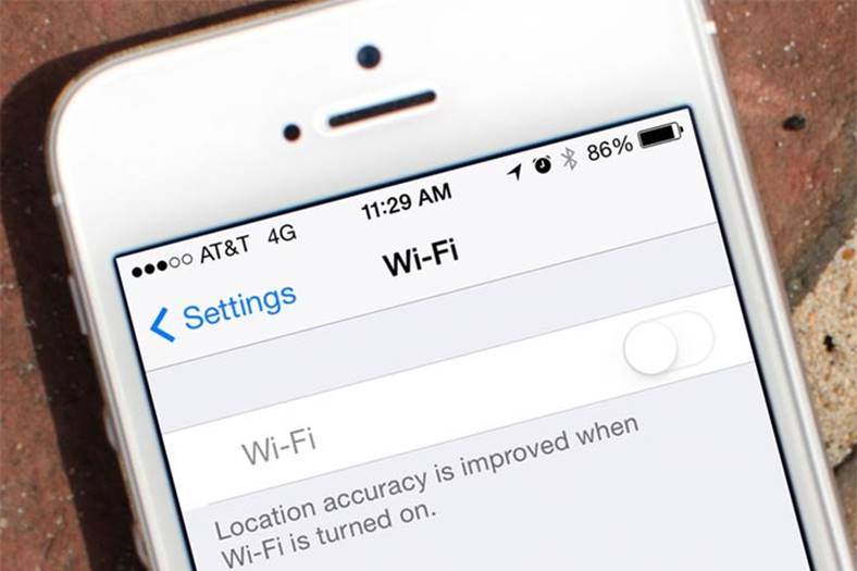 iphone wi-fi prioritate