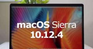 macos sierra-10.12.4