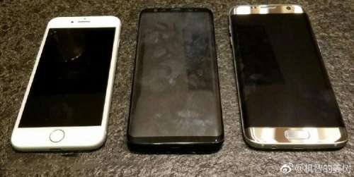 samsung galaxy s8 comparatie iphone 7 1