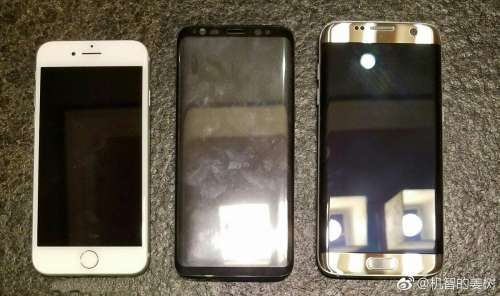 samsung galaxy s8 comparatie iphone 7