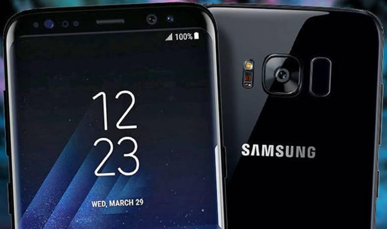 samsung galaxy s8 ecran rezolutie