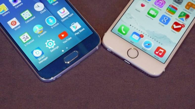 samsung galaxy s8 iphone 8 probleme