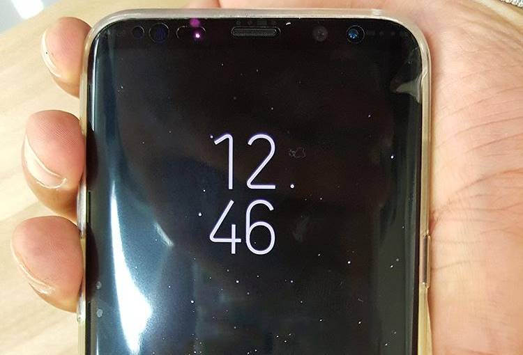 samsung galaxy s8 jet black midnight black