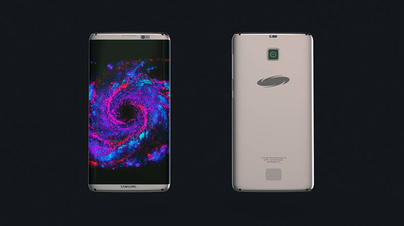 samsung galaxy s8 test performante
