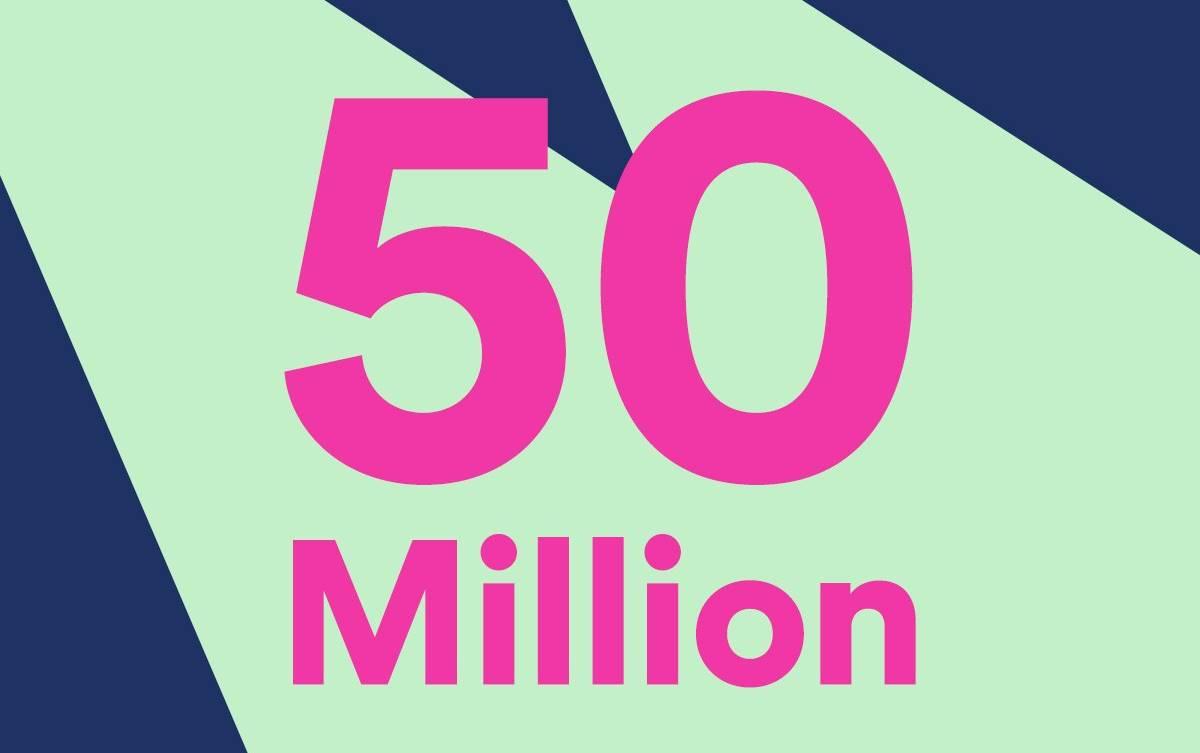 spotify 50 milioane abonati