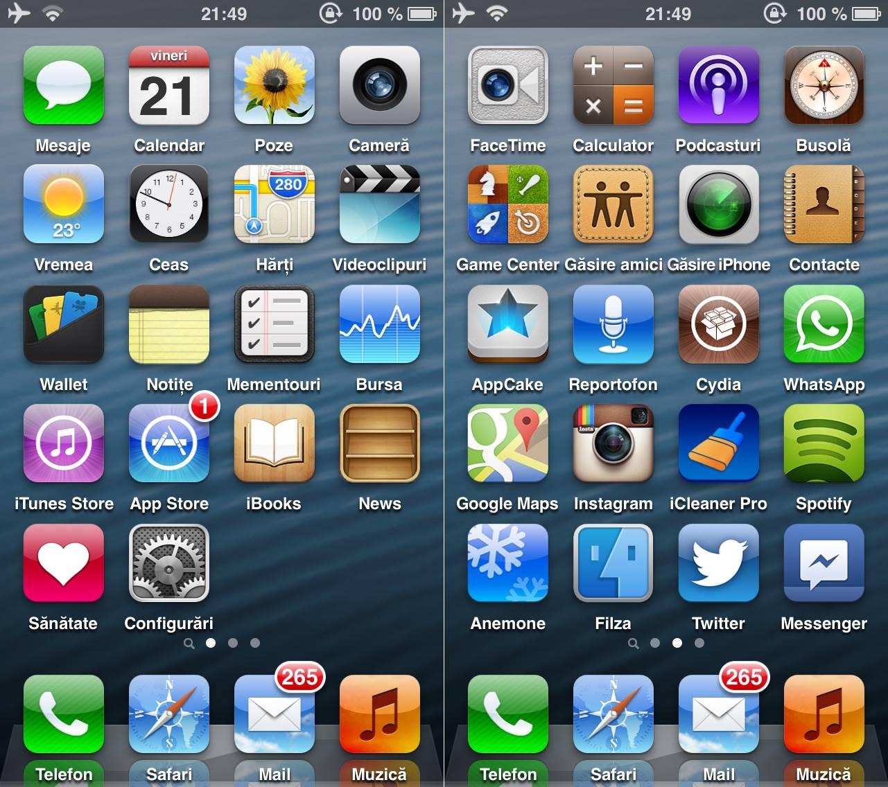 Classic iOS