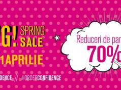 Fashion Days reduceri Spring Sale