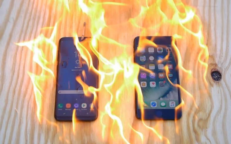 Samsung Galaxy S8 Plus iPhone 7 Plus foc