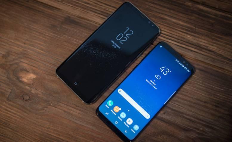 Samsung Galaxy S8 camera duala prototip