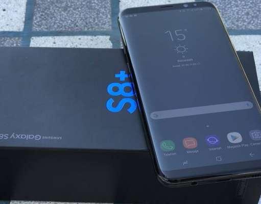 Samsung Galaxy S8 impresii feat
