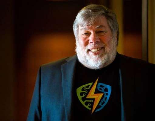 Samsung Galaxy S8 laude Steve Wozniak