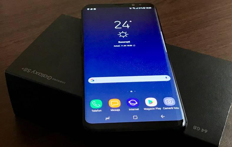Samsung Galaxy S8 performante experienta