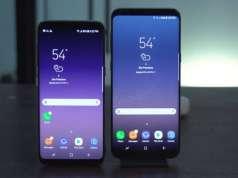 Samsung Galaxy S8 problema ecrane