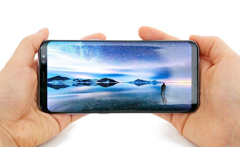 Samsung-Galaxy-S8-vanzari iphone 8