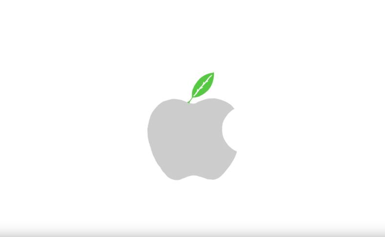 Ziua Pamantului 2017 Apple