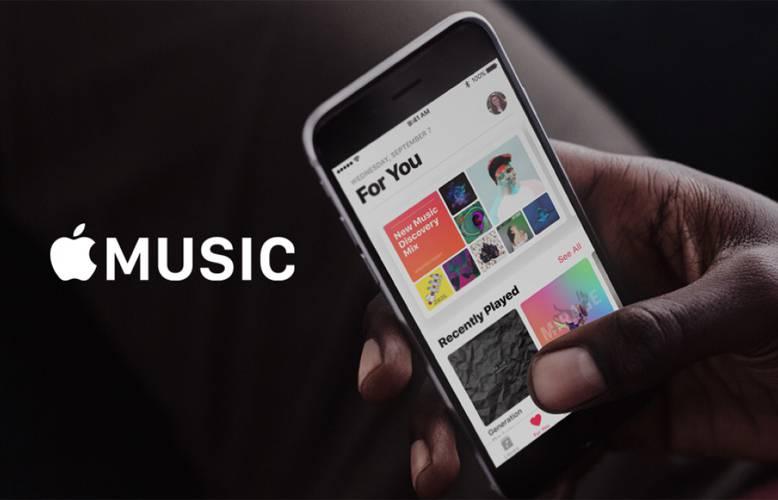 apple music marca haine