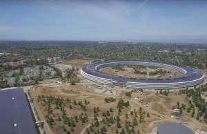 apple park deschidere primavara