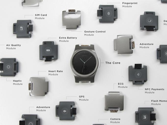 blocks primul smartwatch modular din lume