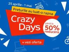eMAG Crazy Days reduceri