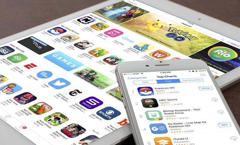 eroi iconici iphone aplicatii ios