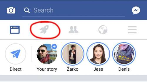 facebook explore news feed