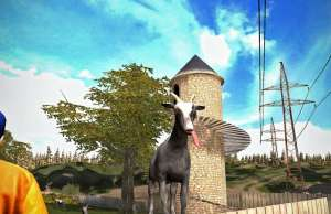 goat simulator iphone gratuit